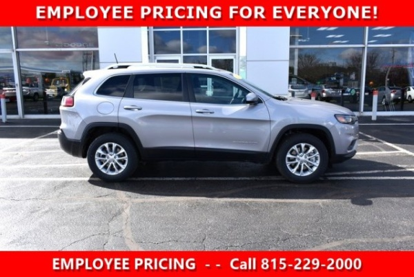 2019 Jeep Cherokee in Rockford, IL