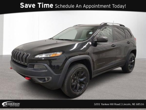 2016 Jeep Cherokee in Lincoln, NE