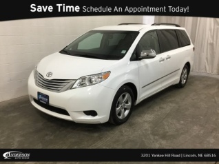 Used Toyota Sienna For Sale >> Used Toyota Sienna For Sale In Gretna Ne 52 Used Sienna Listings
