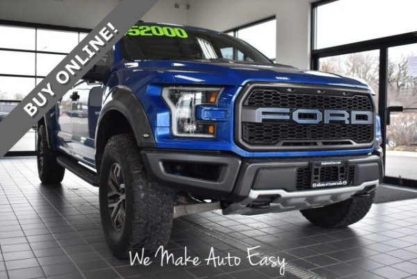 2017 Ford F-150 in Crystal Lake, IL