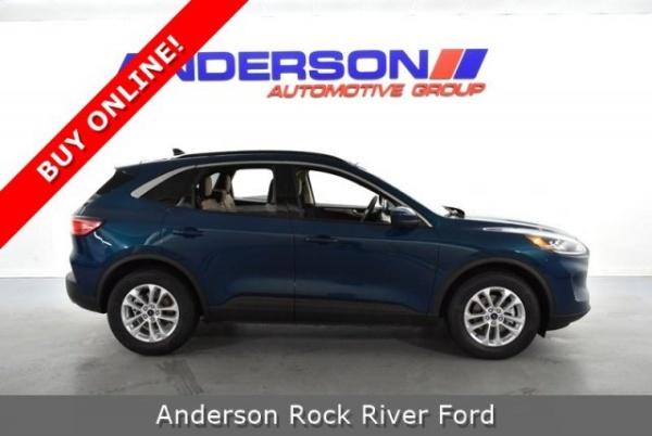 2020 Ford Escape in Rockford, IL