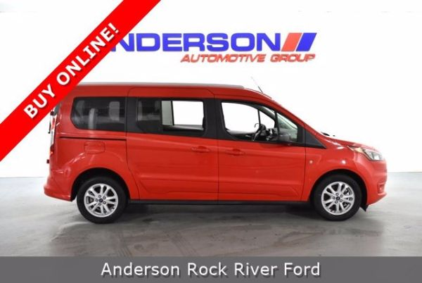 2020 Ford Transit Connect Wagon in Rockford, IL