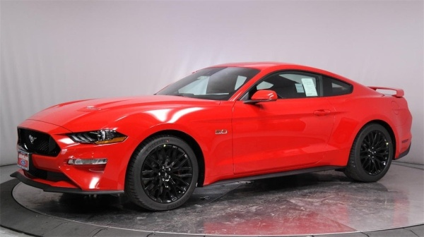 2019 Ford Mustang in Lancaster, CA