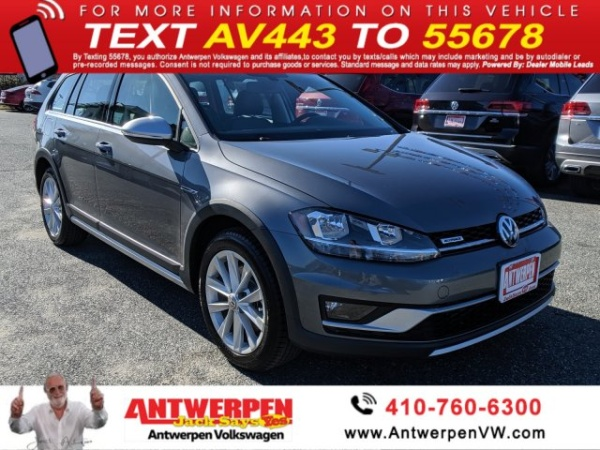 2019 Volkswagen Golf Alltrack in Pasadena, MD