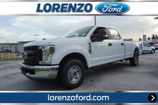 2019 Ford Super Duty F-250 in Homestead, FL