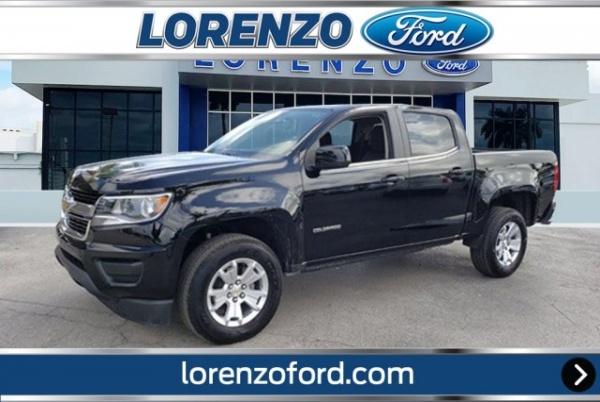2020 Chevrolet Colorado in Homestead, FL