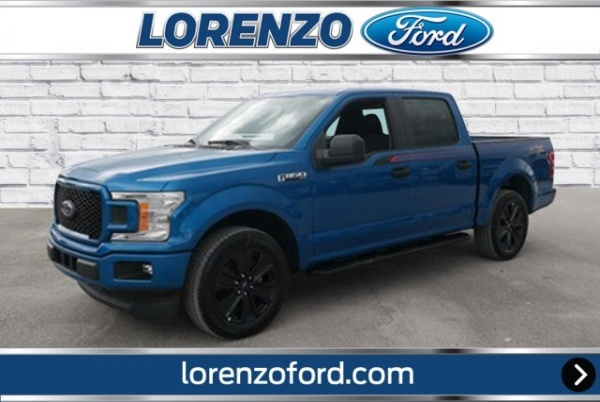 2020 Ford F-150 in Homestead, FL