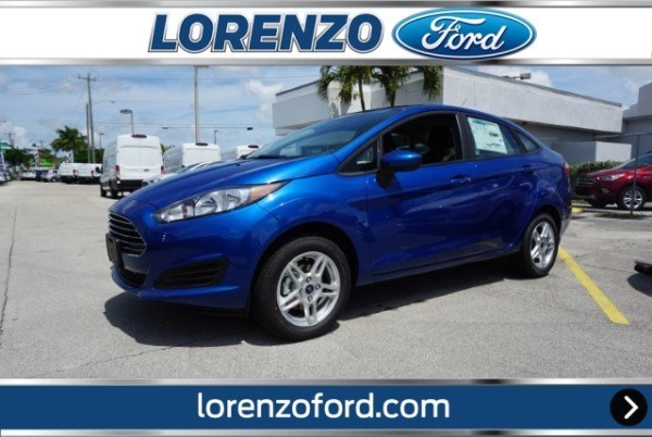 2019 Ford Fiesta In Homestead Fl