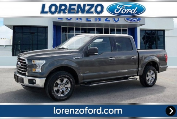 2016 Ford F-150 in Homestead, FL