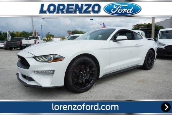 2019 Ford Mustang in Homestead, FL