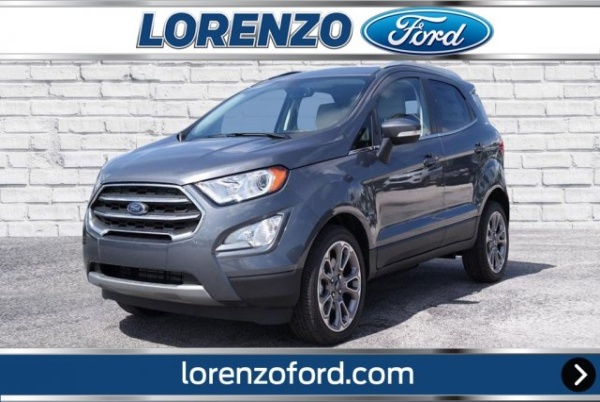 2019 Ford EcoSport in Homestead, FL