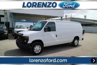 Used Ford Econoline Cargo Van for Sale in Miami Gardens, FL