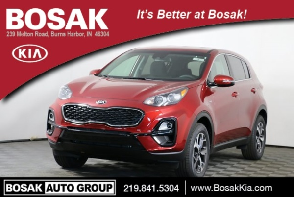 2020 Kia Sportage in Burns Harbor, IN