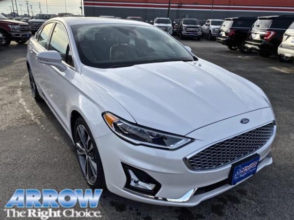 2020 Ford Fusion in Abilene, TX
