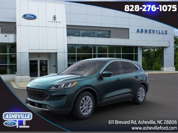 2020 Ford Escape in Asheville, NC