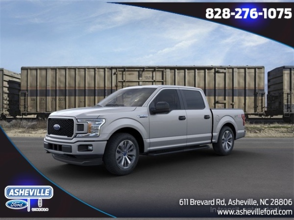 2020 Ford F-150 in Asheville, NC