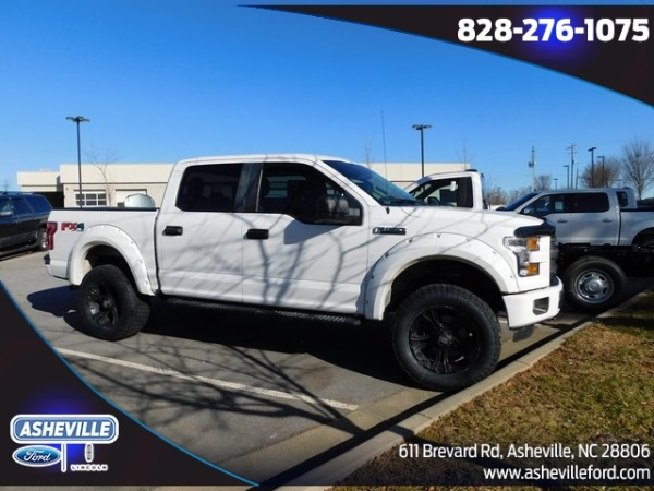 2016 Ford F-150 in Asheville, NC