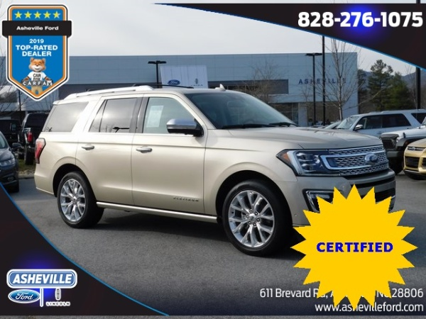 2018 Ford Expedition in Asheville, NC