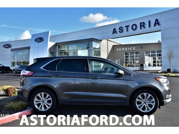 2019 Ford Edge in Warrenton, OR