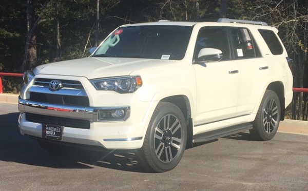 2020 Toyota 4Runner in Huntsville, TX