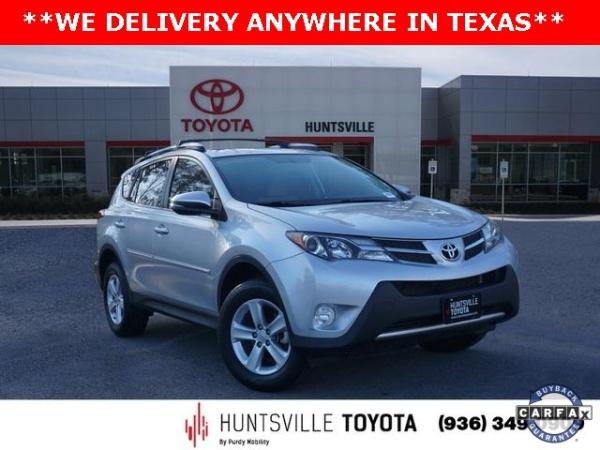2014 Toyota RAV4 in Huntsville, TX