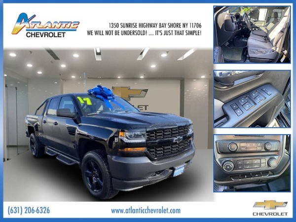 2017 Chevrolet Silverado 1500 in Bay Shore, NY