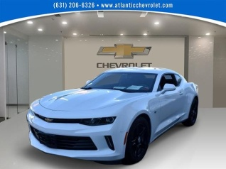 2017 Chevrolet Camaro Lt With 1lt Coupe For In Bay S Ny