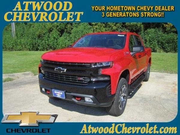 2020 Chevrolet Silverado 1500 in Vicksburg, MS