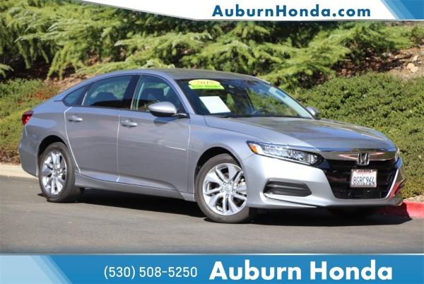 2018 Honda Accord in Auburn, CA