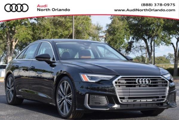 2019 Audi A6 Premium Plus