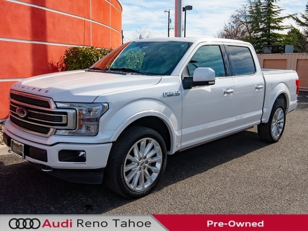 2018 Ford F-150 in Reno, NV