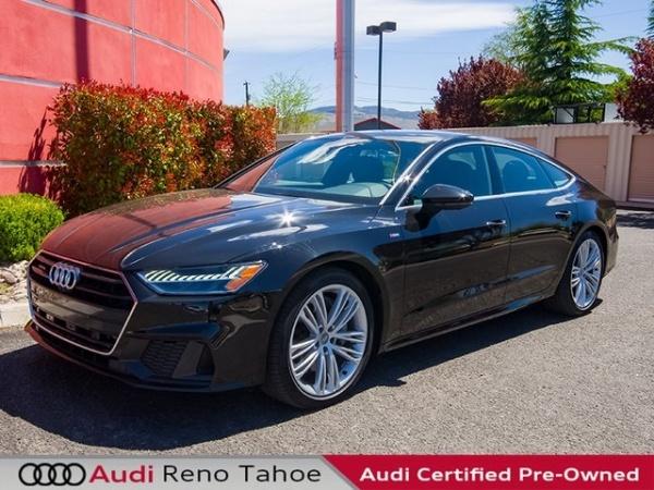 2019 Audi A7 in Reno, NV
