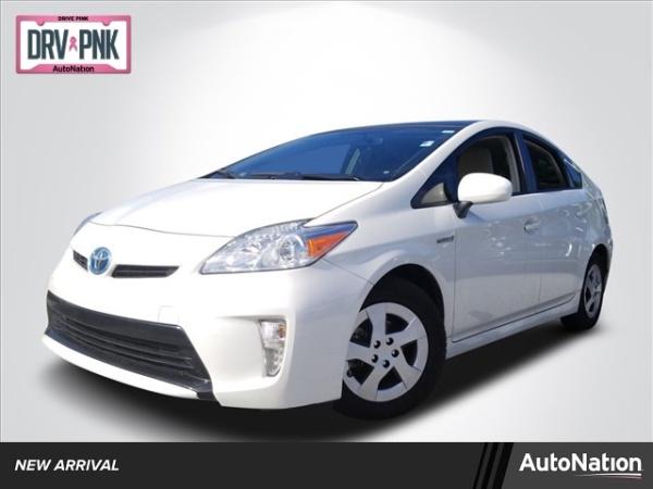 2015 Toyota Prius in Orlando, FL