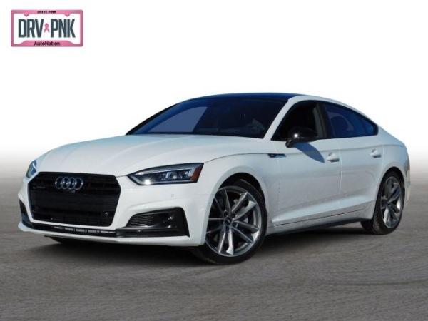 2019 Audi A5 Prestige
