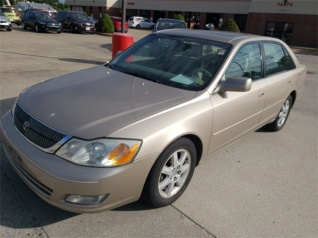 Used 2002 Toyota Avalon XLS With Bucket Seats For Sale In Cape Girardeau, MO