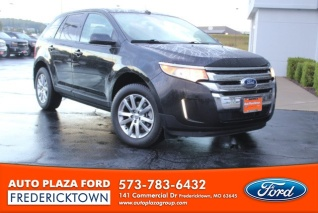 Used  Ford Edge Sel Fwd For Sale In Fredericktown Mo