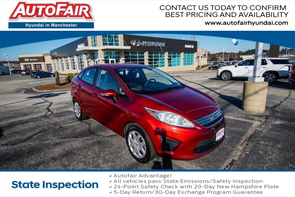 2013 Ford Fiesta in Manchester, NH