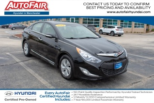 Used 2014 Hyundai Sonata Hybrid Base 2.4L Automatic For Sale In Manchester,  NH