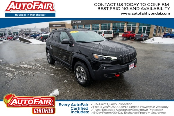 2019 Jeep Cherokee in Manchester, NH