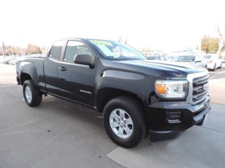 2016 Gmc Canyon Sl Extended Cab Standard Box 2wd For In Lancaster Ca