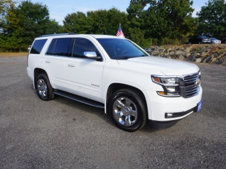 2017 Chevy Tahoe Ltz >> Used 2017 Chevrolet Tahoes For Sale Truecar
