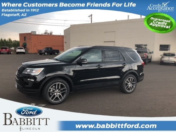2018 Ford Explorer in Flagstaff, AZ