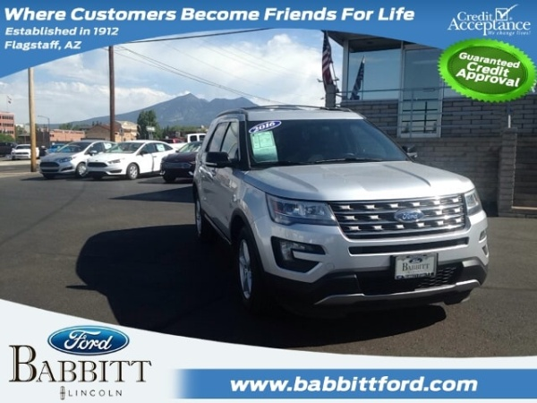 2016 Ford Explorer in Flagstaff, AZ