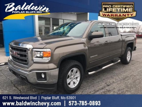 2014 GMC Sierra 1500 in Poplar Bluff, MO