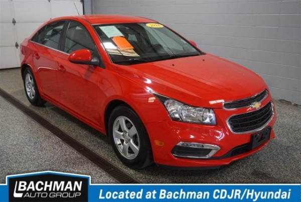 2016 Chevrolet Cruze Limited in Jeffersonville, IN