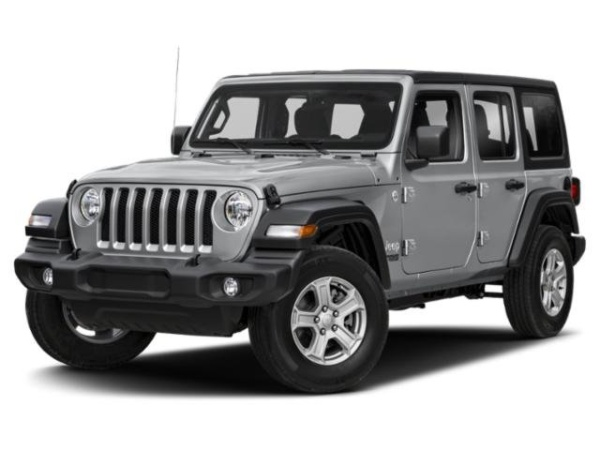 2020 Jeep Wrangler in Jeffersonville, IN