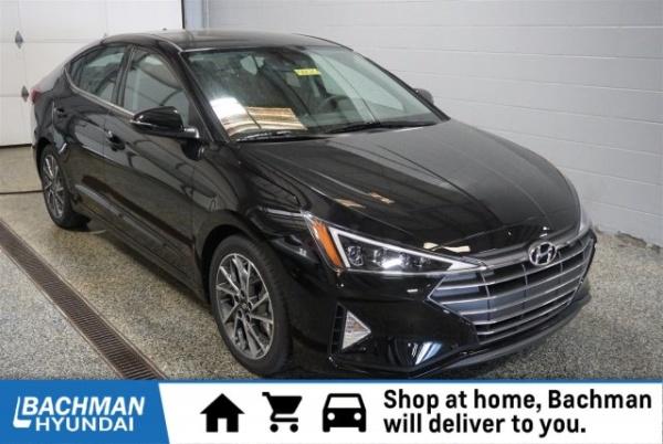 2020 Hyundai Elantra in Jeffersonville, IN
