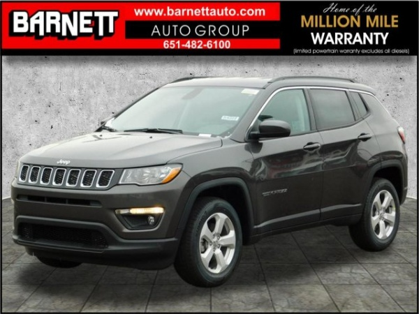 2019 Jeep Compass in White Bear Lake, MN
