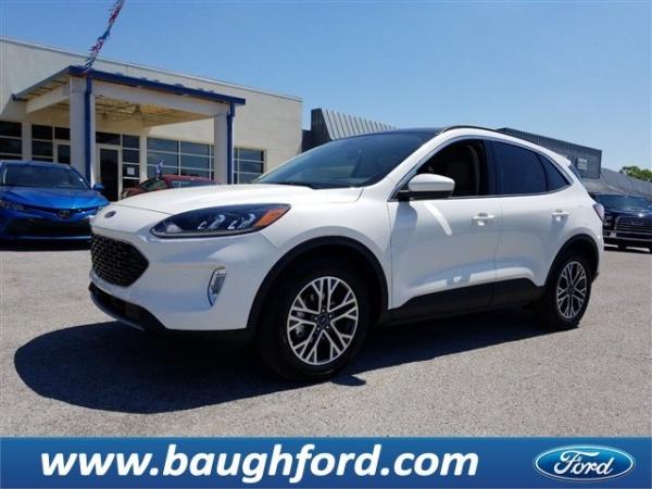 2020 Ford Escape in Clanton, AL