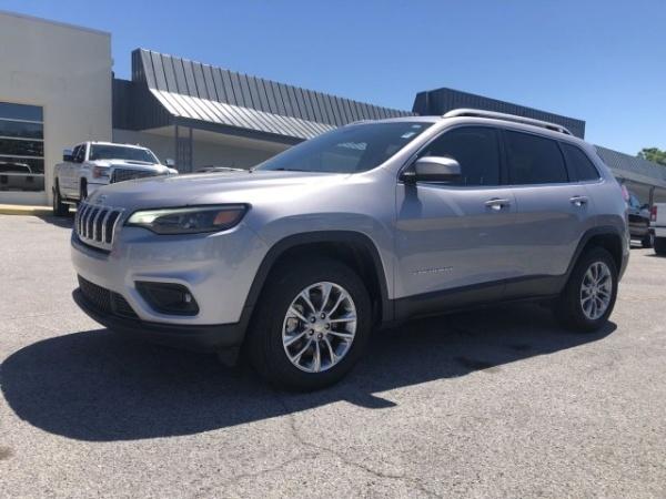 2019 Jeep Cherokee in Clanton, AL
